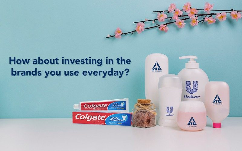 Investing in the Brands You Use Everyday