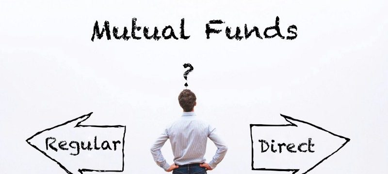 difference between regular and direct mutual funds