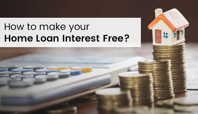home loan interest free